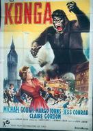 Konga - Italian Movie Poster (xs thumbnail)