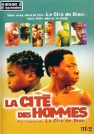 """Cidade dos Homens"" - French DVD movie cover (xs thumbnail)"