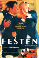 Festen - French Movie Cover (xs thumbnail)