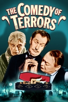 The Comedy of Terrors - Movie Cover (xs thumbnail)