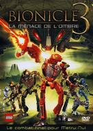 Bionicle 3: Web of Shadows - French Movie Cover (xs thumbnail)