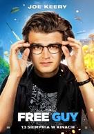 Free Guy - Polish Movie Poster (xs thumbnail)