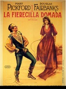 The Taming of the Shrew - Argentinian Movie Poster (xs thumbnail)