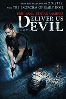 Deliver Us from Evil - DVD cover (xs thumbnail)