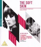 La peau douce - British Movie Cover (xs thumbnail)