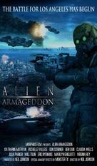 Alien Armageddon - Movie Poster (xs thumbnail)