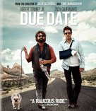 Due Date - Blu-Ray movie cover (xs thumbnail)