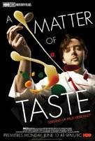 A Matter of Taste: Serving Up Paul Liebrandt - Movie Poster (xs thumbnail)