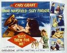 Kiss Them for Me - Movie Poster (xs thumbnail)