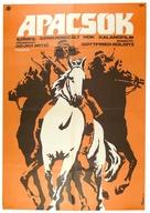 Apachen - Hungarian Movie Poster (xs thumbnail)