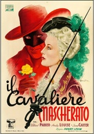 The Fighting Guardsman - Italian Movie Poster (xs thumbnail)
