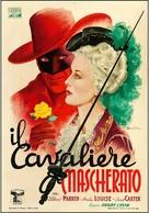 The Fighting Guardsman - Italian Movie Poster (xs thumbnail)