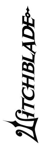 """Witchblade"" - Logo (xs thumbnail)"