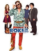 The Rocker - Slovenian Movie Poster (xs thumbnail)