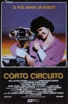 Short Circuit - Italian Movie Cover (xs thumbnail)