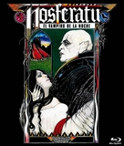 Nosferatu: Phantom der Nacht - Spanish Blu-Ray movie cover (xs thumbnail)