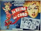 Ladies of the Chorus - Mexican Movie Poster (xs thumbnail)