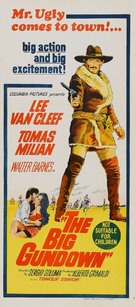 La resa dei conti - Australian Movie Poster (xs thumbnail)