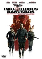 Inglourious Basterds - Swedish DVD movie cover (xs thumbnail)