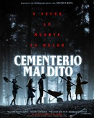 Pet Sematary - Mexican Movie Poster (xs thumbnail)