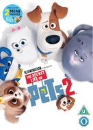 The Secret Life of Pets 2 - British DVD movie cover (xs thumbnail)