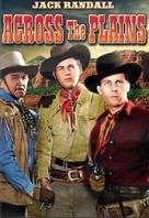 Across the Plains - DVD cover (xs thumbnail)