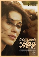 May in the Summer - Brazilian Movie Poster (xs thumbnail)