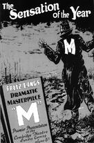 M - British poster (xs thumbnail)