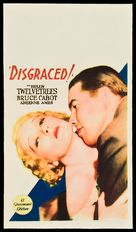 Disgraced! - Movie Poster (xs thumbnail)