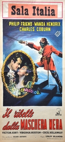 The Highwayman - Italian Movie Poster (xs thumbnail)