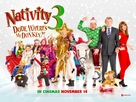 Nativity 3: Dude Where's My Donkey? - British Movie Poster (xs thumbnail)