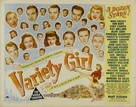 Variety Girl - Australian Movie Poster (xs thumbnail)