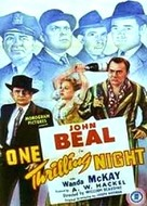 One Thrilling Night - Movie Poster (xs thumbnail)