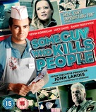 Some Guy Who Kills People - British Blu-Ray movie cover (xs thumbnail)