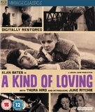 A Kind of Loving - British Movie Cover (xs thumbnail)