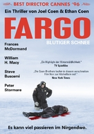 Fargo - German Movie Cover (xs thumbnail)