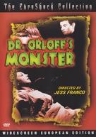 El secreto del Dr. Orloff - DVD cover (xs thumbnail)