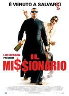 Missionnaire, Le - Italian Movie Poster (xs thumbnail)