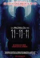 11 11 11 - Chilean Movie Poster (xs thumbnail)
