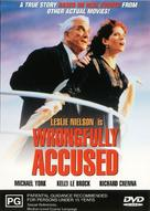 Wrongfully Accused - Australian DVD cover (xs thumbnail)