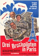 La grande vadrouille - German Movie Poster (xs thumbnail)