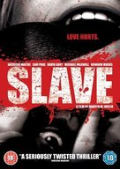 Slave - British Movie Cover (xs thumbnail)