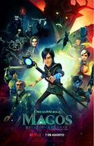"""""""Wizards"""" - Mexican Movie Poster (xs thumbnail)"""