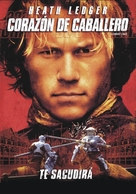 A Knight's Tale - Argentinian DVD movie cover (xs thumbnail)