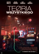 The Zero Theorem - Polish Movie Poster (xs thumbnail)