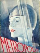 Metropolis - German poster (xs thumbnail)