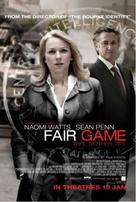 Fair Game - Singaporean Movie Poster (xs thumbnail)