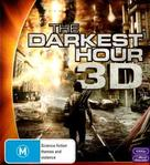 The Darkest Hour - Australian Blu-Ray cover (xs thumbnail)