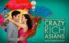 Crazy Rich Asians - Movie Poster (xs thumbnail)