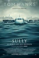 Sully - Brazilian Movie Poster (xs thumbnail)
